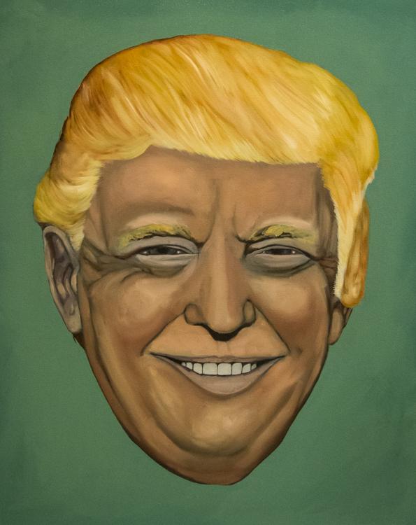 Faces of Trump #1